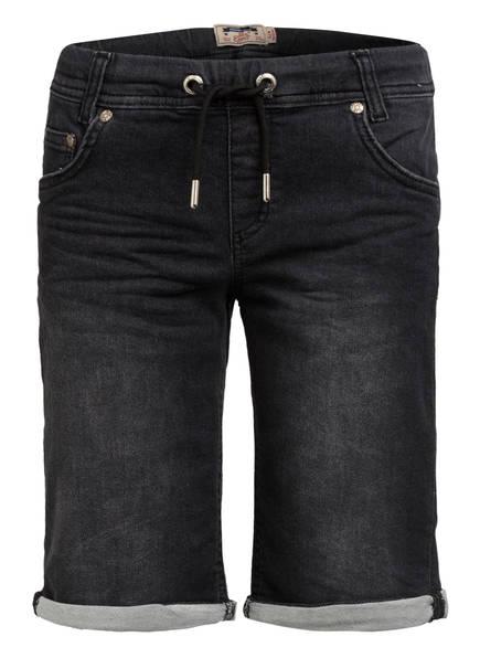 BLUE EFFECT Jeans-Shorts, Farbe: DUNKELGRAU (Bild 1)