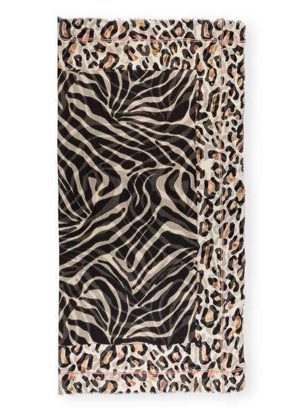 DARLING HARBOUR Tuch , Farbe: CREME/ BEIGE/ BRAUN/ SCHWARZ (Bild 1)