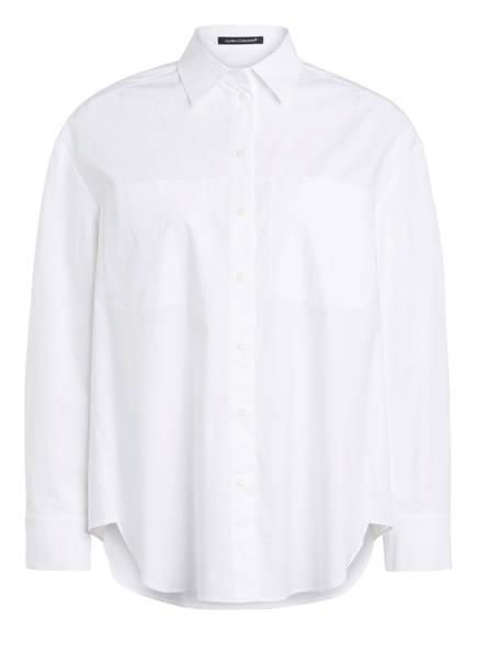 LUISA CERANO Oversized-Hemd , Farbe: WEISS (Bild 1)