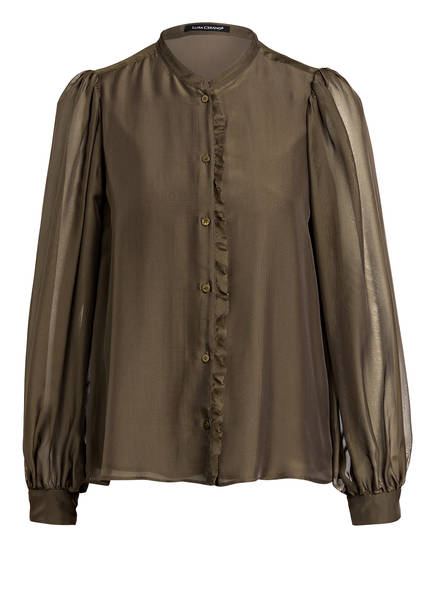 LUISA CERANO Bluse , Farbe: KHAKI (Bild 1)
