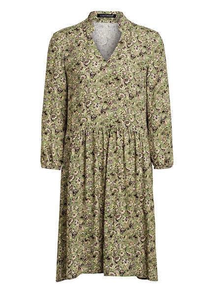 LUISA CERANO Kleid mit 3/4-Arm, Farbe: GRÜN (Bild 1)