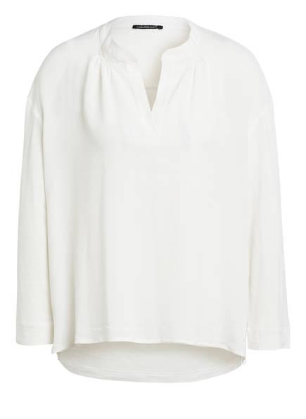 LUISA CERANO Blusenshirt mit Seide, Farbe: WEISS (Bild 1)