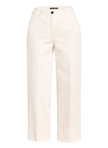 LUISA CERANO Jeans-Culotte, Farbe: ECRU (Bild 1)