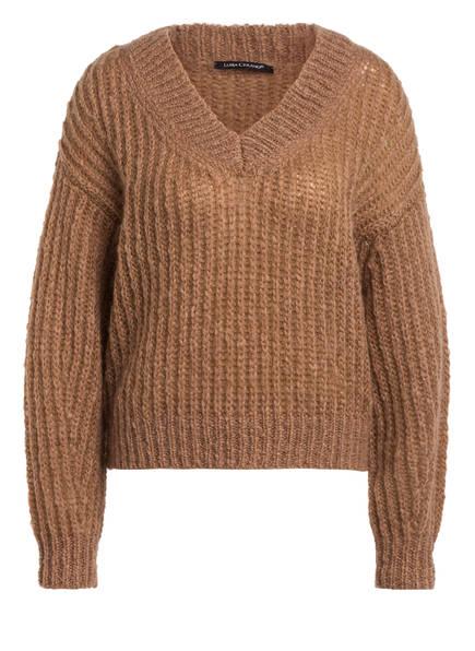 LUISA CERANO Pullover, Farbe: HELLBRAUN (Bild 1)