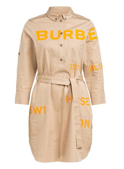 BURBERRY Kleid KILEY, Farbe: CAMEL (Bild 1)