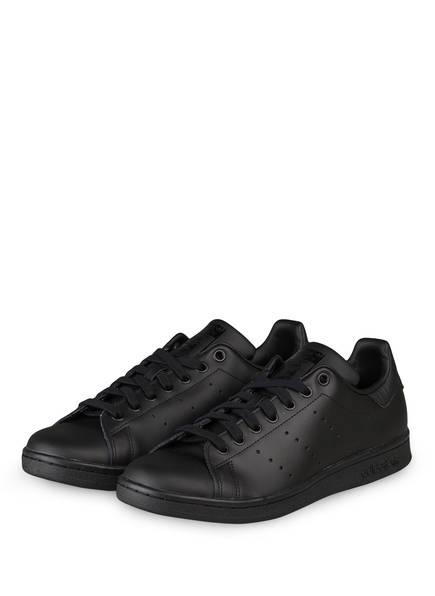 adidas Originals Sneaker STAN SMITH , Farbe: SCHWARZ (Bild 1)