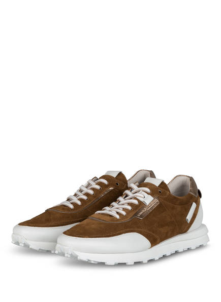 KENNEL & SCHMENGER Sneaker, Farbe: BRAUN/ WEISS (Bild 1)