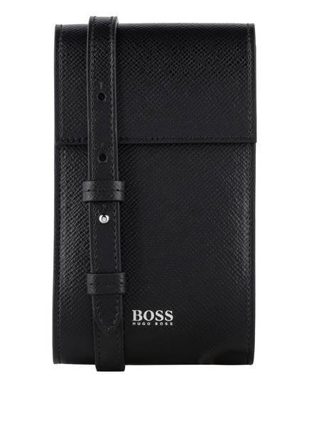 BOSS Smartphone-Tasche SIGNATURE, Farbe: SCHWARZ (Bild 1)