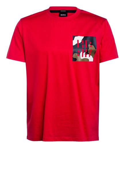 BOSS T-Shirt TAMES, Farbe: ROT (Bild 1)