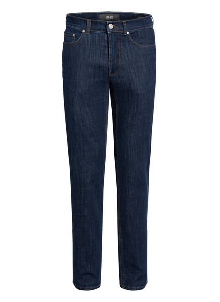 BRAX Jeans COOPER DENIM Regular Fit, Farbe: 24 BLUE BLACK (Bild 1)