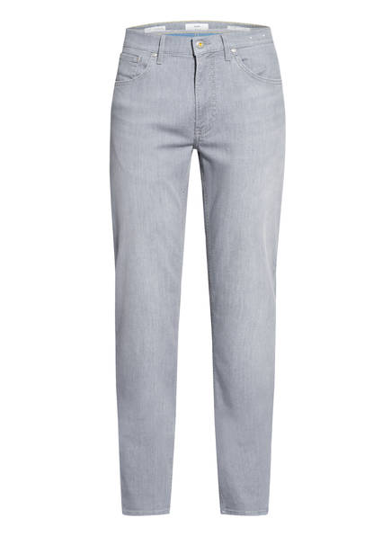 BRAX Jeans CHUCK Modern Fit, Farbe: 07 LIGHT GREY USED (Bild 1)