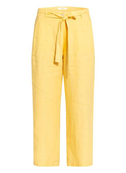 BRAX Culotte MAINE, Farbe: GELB (Bild 1)