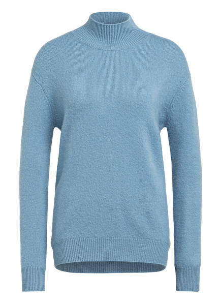 (THE MERCER) N.Y. Cashmere-Pullover, Farbe: PETROL (Bild 1)