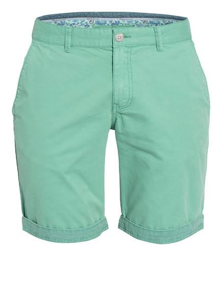 FYNCH-HATTON Chino-Shorts Casual Fit, Farbe: HELLGRÜN (Bild 1)