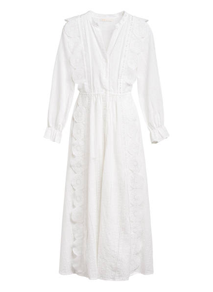 maje Kleid RAVIANE, Farbe: WEISS (Bild 1)