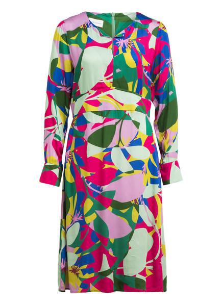 RENÉ LEZARD Kleid, Farbe: GRÜN/ BLAU/ PINK (Bild 1)