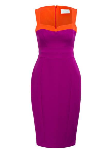 damsel in a dress Kleid VIDA, Farbe: LILA/ ORANGE (Bild 1)