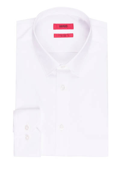HUGO Hemd ELISHA Extra Slim Fit, Farbe: WEISS (Bild 1)