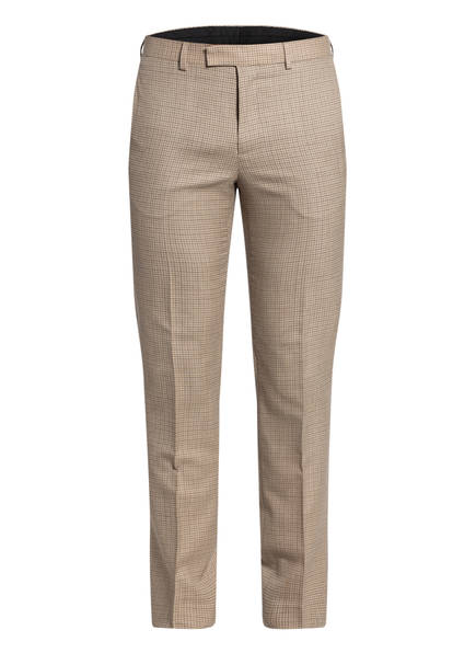 sandro Kombi-Hose Slim Fit, Farbe: BEIGE/ DUNKELBRAUN (Bild 1)