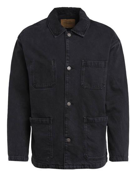 American Vintage Jeansjacke, Farbe: DUNKELGRAU (Bild 1)