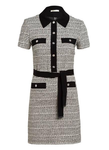 maje Kleid RENALA, Farbe: SCHWARZ/ WEISS (Bild 1)