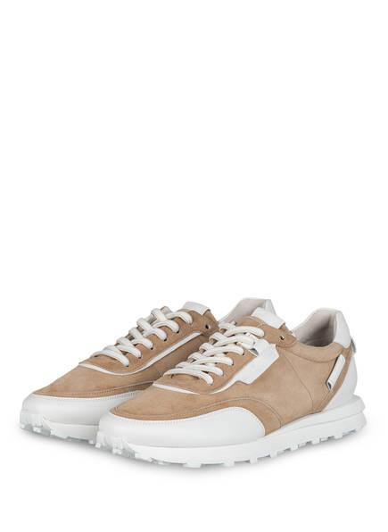 KENNEL & SCHMENGER Sneaker ICON, Farbe: BEIGE/ WEISS (Bild 1)
