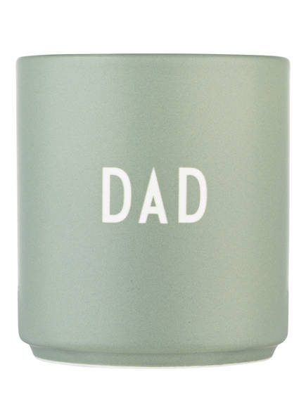 DESIGN LETTERS Becher DAD, Farbe: MINT (Bild 1)