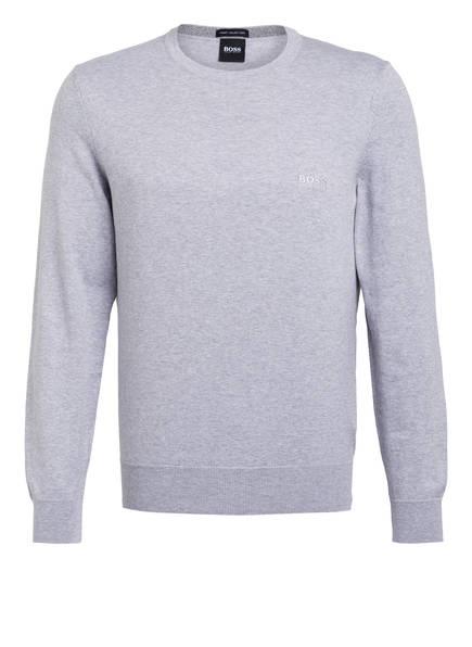 BOSS Pullover PACAS , Farbe: HELLGRAU  (Bild 1)