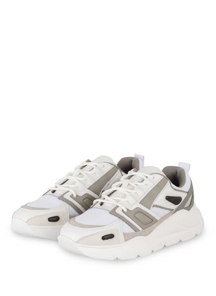 sandro Sneaker, Farbe: WEISS/ GRAU (Bild 1)