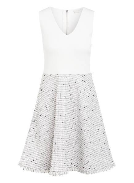 TED BAKER Kleid ADALAD mit Glitzergarn, Farbe: WEISS/ SCHWARZ/ HELLGRAU (Bild 1)