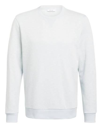 REISS Sweatshirt BEMISH, Farbe: HELLGRÜN MELIERT (Bild 1)