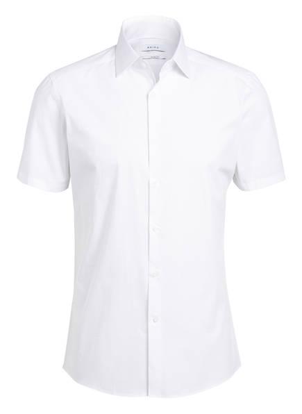 REISS Kurzarm-Hemd EDDIE Slim Fit , Farbe: WEISS (Bild 1)