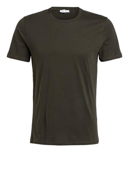 REISS T-Shirt BLESS, Farbe: DUNKELGRÜN (Bild 1)