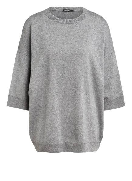 MARC AUREL Oversized-Pullover mit Glitzergarn, Farbe: GRAU (Bild 1)