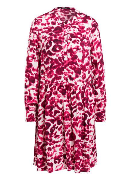 MARC AUREL Kleid, Farbe: WEISS/ PINK (Bild 1)