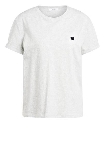 OPUS T-Shirt SERZ, Farbe: HELLGRAU MELIERT (Bild 1)