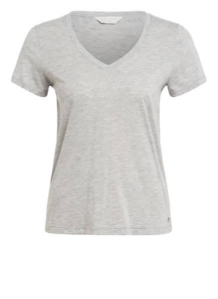 TED BAKER T-Shirt EMYILA, Farbe: HELLGRAU MELIERT (Bild 1)