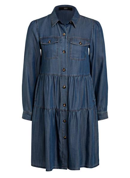 STEFFEN SCHRAUT Hemdblusenkleid, Farbe: 57 HIP INDIGO  (Bild 1)