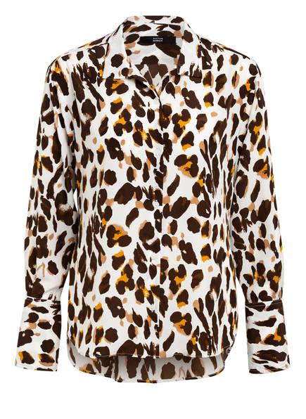 STEFFEN SCHRAUT Bluse, Farbe: CREME/ BEIGE/ DUNKELBRAUN (Bild 1)