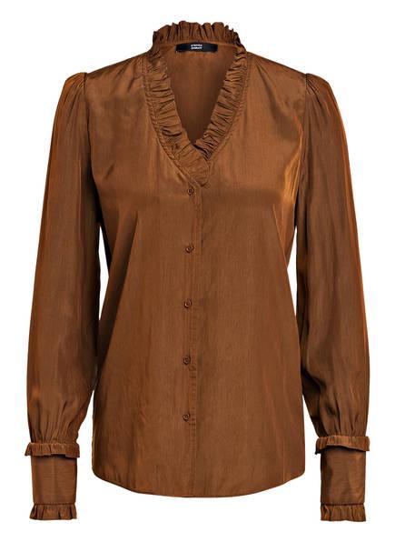 STEFFEN SCHRAUT Bluse, Farbe: BRAUN (Bild 1)