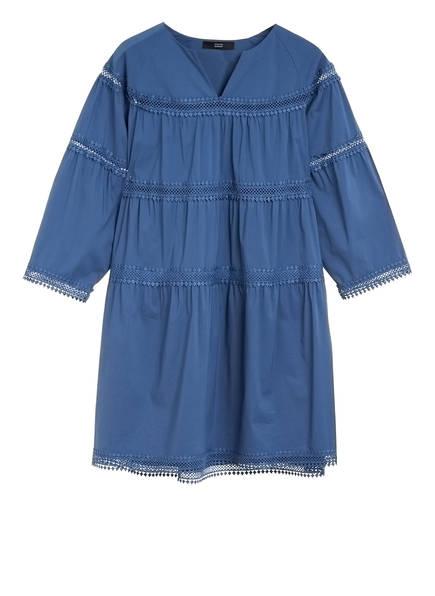 STEFFEN SCHRAUT Kleid mit 3/4-Ärmel , Farbe: BLAU (Bild 1)