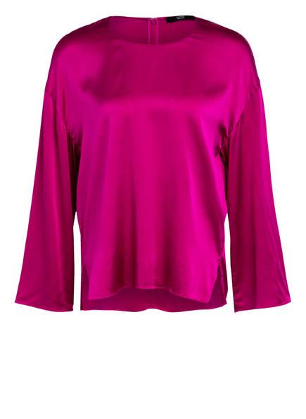 STEFFEN SCHRAUT Blusenshirt aus Seide, Farbe: LILA (Bild 1)