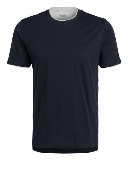 REISS T-Shirt WALTER, Farbe: DUNKELBLAU (Bild 1)