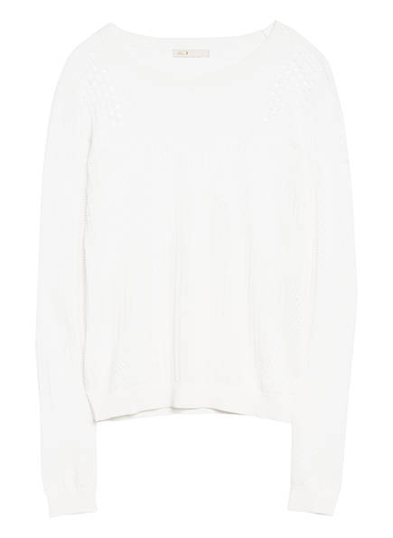 maje Pullover MAELYS , Farbe: WEISS (Bild 1)