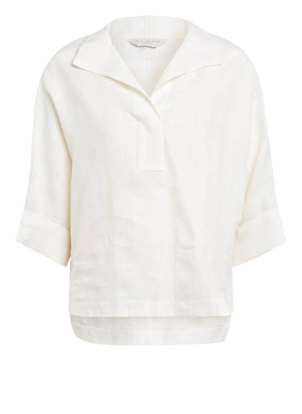 TED BAKER Leinenshirt CREELA mit 3/4-Arm , Farbe: WEISS (Bild 1)