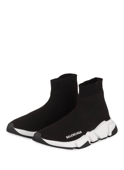 BALENCIAGA Hightop-Sneaker SPEED TRAINER , Farbe: SCHWARZ (Bild 1)