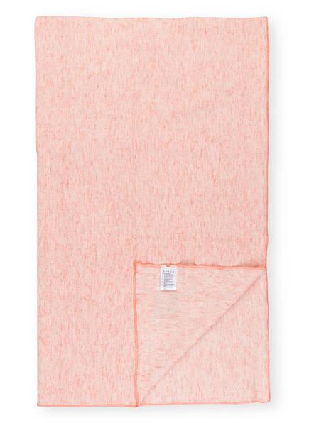 Marc O'Polo Plaid AREZ, Farbe: ROSA MELIERT (Bild 1)
