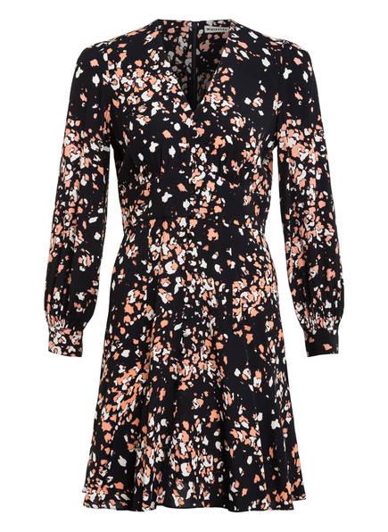 WHISTLES Kleid, Farbe: SCHWARZ/ WEISS/ ROSA (Bild 1)