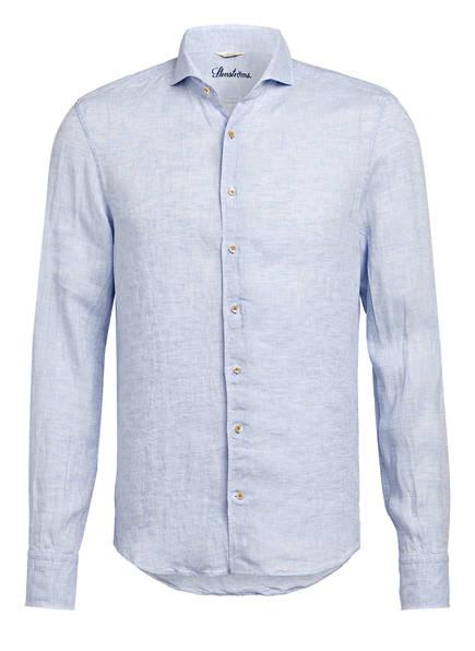 Stenströms Leinenhemd Slim Fit, Farbe: HELLBLAU (Bild 1)