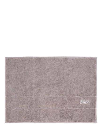 BOSS Badematte PLAIN, Farbe: GRAU (Bild 1)